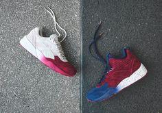 "Ronnie Fieg and Puma Announce U.S. Release Date of ""Tokyo Sakura Project"" - SneakerNews.com"
