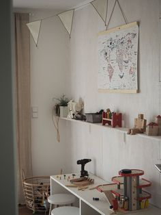 Kinderzimmer // DIY Werkbank by 'a pinch of style'
