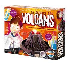 Buki - 2024 - Jeu Educatif et Scientifique - La Science des Volcans