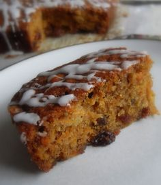 A Simple Carrot Cake from The English Kitchen