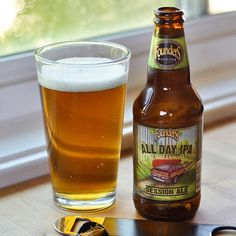 Beer Review: All Day IPA Session Ale from Founders Brewing — Beer Sessions
