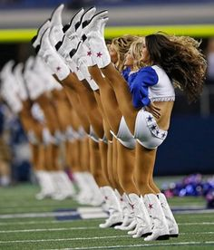 Dallas Cowboys Cheerleader I LOVE THIS PICTURE