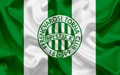 Download wallpapers Ferencvarosi TC, Hungarian football club, emblem, Hungary, Ferencvaros, Budapest, football Sports Wallpapers, Football, Budapest, Sports, Lilac, Hungary, Handball, Futbol, American Football