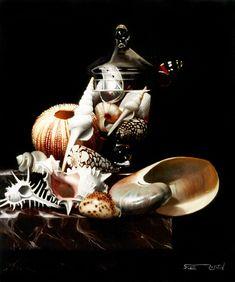 Scott Royston | OIL | Sea Shells