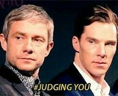 What will happen if someone says they don't like Sherlock to my face...