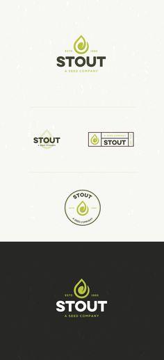 Designs   Create a logo for a cutting edge seed company   Logo design contest
