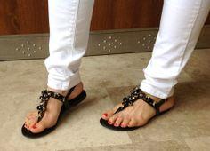 """White Jewel"" on the blog now. www.lalalandstylebystephanie.com #wiw #currentlywearing #momstyle #springstyle #ootd #LCWaikiki #H&M #style #fashion #womensfashion #whitedenim #tassle #ombre #patchedsleeves #fashionblogger #blogger"