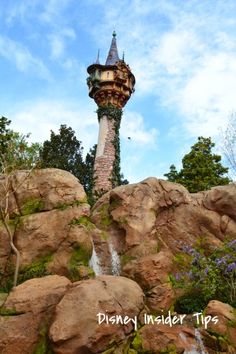 Rapunzel's Village in Magic Kingdom - Disney Insider Tips