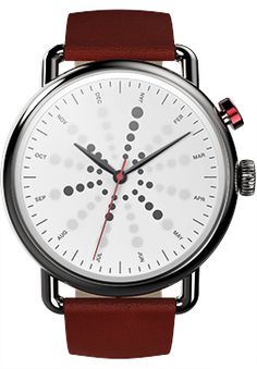 Stop The Time – Classic White