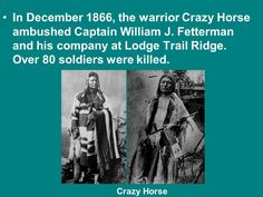 Introduction White settlers began moving West onto the Great Plains where the Native Americans lived. A major clash occurred between 2 very different cultures. United States Military Academy, Union Army, Last Stand, Crazy Horse, Native American, The Unit, Horses, Native Americans, Horse