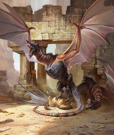 Gila Monsters by KatePfeilschiefter.deviantart.com on @DeviantArt