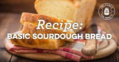 This Basic Sourdough Starter Guide will help you discover what is involved to create, maintain and use your own sourdough starter. It will answer most of your questions concerning sourdough starter and its recipes. Sourdough Recipes, Sourdough Bread, Bread Recipes, Real Food Recipes, Cooking Recipes, Starter Recipes, Yeast Bread, Basic Bread Recipe, Thing 1