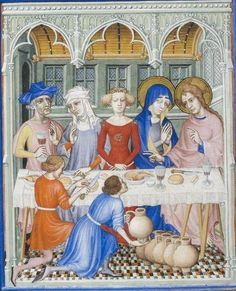 Très belles Heures de Notre-Dame, Bourges, 1380-1409, Paris Bibliothèque…