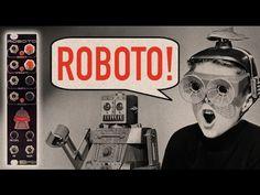 MATRIXSYNTH: ROBOTO Eurorack Robot Vocoder LoFi Module - Synthrotek Demo
