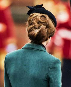Kate Middleton #hair #katemiddleton