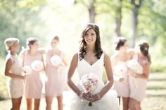 A rustic country wedding filled with ideas