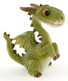 Look at this Mini Dragon Figurine on #zulily today!