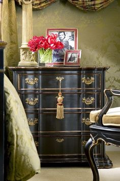 CÓMODA VINTAGE Estilo luís XV / VINTAGE CHEST OF DRAWERS Style louis XV | Bohemian and Chic