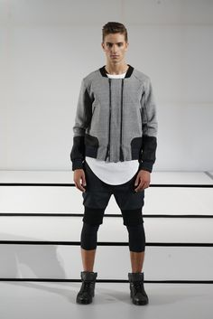 Pyer Moss Men's RTW Spring 2015 - Slideshow