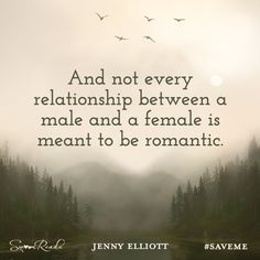 Quote from SAVE ME by Jenny Elliott