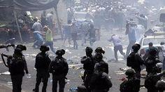 Israel-Palestina Memanas 7 Orang Tewas dalam Dua Hari Terakhir