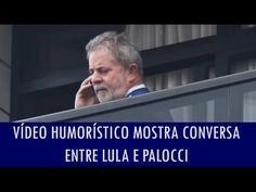 Vídeo humorístico mostra Lula desesperado com as eleições