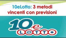 10eLotto: 3 metodi vincenti con previsioni Burger King Logo, 3, Home