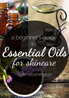 How To Make Your Own Face Serum With Oils That Are Right For Your Skin - Everblossom