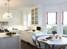 Kitchen and Breakfast Nook. Kitchen and Breakfast Nook Ideas. Kitchen and Breakfast Nook. #KitchenBreakfastNook   Lauren Ranes Interior Design.