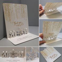 Special Wedding invitations 2013 by Olga Cuzuioc via Behance