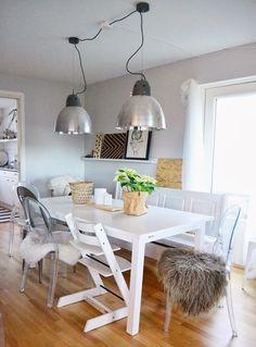 #interior #decor #styling #scandinavian #dining