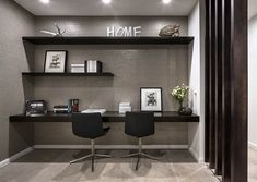 STUDY - Harmony Flair with Modern 2 Facade on display at Calderwood Home Study, New Home Builders, New Home Designs, Corner Desk, Facade, New Homes, House Design, Display, Luxury