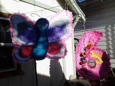 mariposa piñata ;)