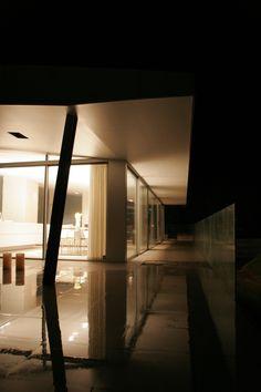 Elegant lys til arkitekttegnet privat villa - BJARNHOFF A/S