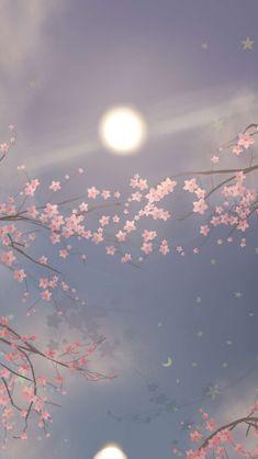 Look Wallpaper, Aesthetic Desktop Wallpaper, Anime Scenery Wallpaper, Landscape Wallpaper, Aesthetic Backgrounds, Butterfly Wallpaper Iphone, Iphone Background Wallpaper, Pretty Wallpapers, Cool Wallpapers For Girls