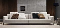 Minotti-Sectional-With-Decorative-Lighting-Collection