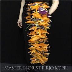 Artist and designer Pirjo Koppi, Finland Wedding Bouquets, Wedding Flowers, Floral Design, Art Floral, Art Thou, Floral Arrangements, Wedding Yellow, Design Inspiration, Art Designs