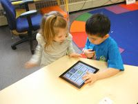 Mrs. Davison's Kindergarten: What We Are Doing With iPads!