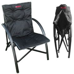 Compact Folding Camp Chair - Home Furniture Design Folding Camping Chairs, Camping Table, Folding Chair, Camp Chairs, Camping Items, Camping Gear, Backpacking, Home Furniture, Furniture Design