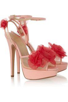 pink sandel