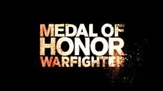 Medal of Honor Warfighter: First Gameplay Trailer