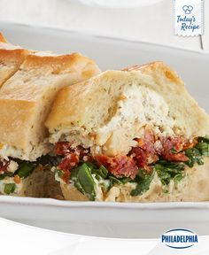 Antipasto means before the meal. But you can enjoy this one after too.