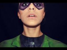 Image result for the riddler makeup