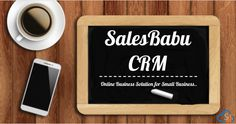 Customer Engagement Provider SalesBabu CRM Unveils Its Concierge- Like Service & Sales for all small and medium sized business: