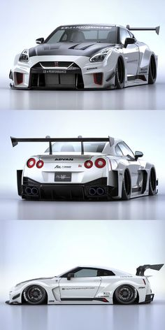 Extremely Expensive Nissan GT-R Body Kit Doesn't Include The GT-R