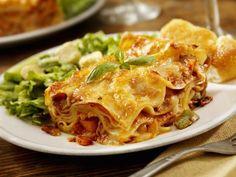 Recette Lasagnes aux légumes et à la mozzarella, notre recette Lasagnes aux légumes et à la mozzarella - aufeminin.com