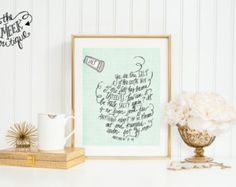 INSTANT DOWNLOAD Scripture Printable by TheMeekBoutique on Etsy