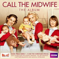 I am listening to the Call the Midwife television series music CD. I loved that midwifery series and the music is taking me back... #callthemidwife #soundtracks
