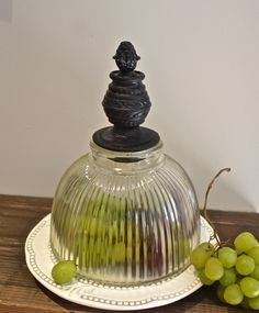 glass cloche made with thrift-shop-project-june-country-design-style-6