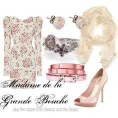 Madame de la Grande Bouche